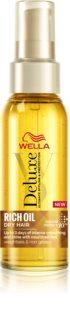 Wella Deluxe Rich Oil vyživující olej pro suché vlasy