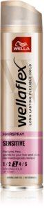 Wella Wellaflex Sensitive Medium-hold hårspray Parfumefri