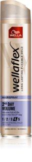 Wella Wellaflex 2nd Day Volume lak na vlasy se silnou fixací pro objem