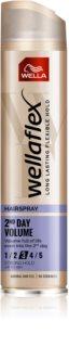 Wella Wellaflex 2nd Day Volume lak na vlasy se střední fixací pro objem