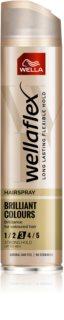 Wella Wellaflex Brilliant Color Haarlack mit mittlerer Fixierung für gefärbtes Haar