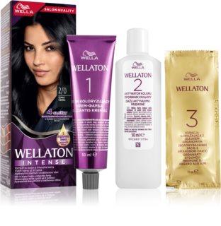 Wella Wellaton Permanent Colour Crème farba do włosów