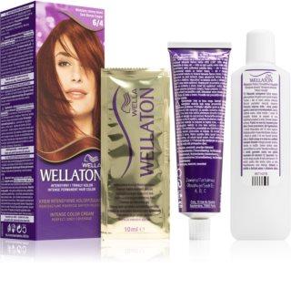 Wella Wellaton Permanent Colour Crème coloração de cabelo