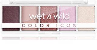 Wet n Wild Color Icon 5-Pan paletka očních stínů