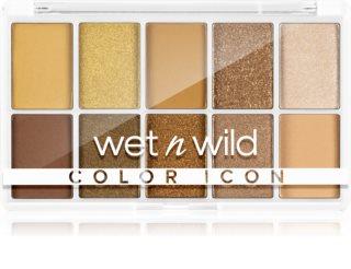 Wet n Wild Color Icon 10-Pan paletka očních stínů