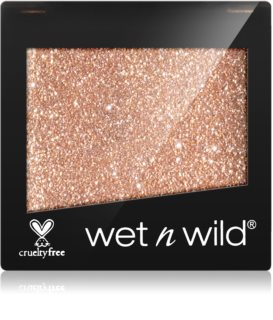 Wet N Wild Color Icon sombras cremosas com glitter