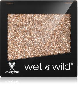 Wet n Wild Color Icon fard de pleoape cremos cu particule stralucitoare