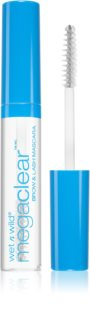 Wet n Wild Mega Clear mascara transparent a genelor si a sprancenelor