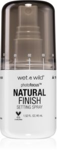 Wet n Wild Photo Focus fijador de maquillaje en spray