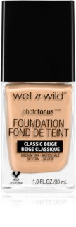 Wet n Wild Photo Focus matirajoči fluidni tekoči puder