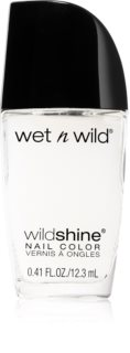 Wet N Wild Wild Shine Top Coat with Matte Effect