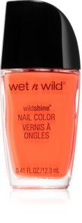 Wet N Wild Wild Shine lak za nokte s visokim prekrivanjem