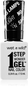 Wet N Wild 1 Step Wonder Gel vernis à ongles gel sans lampe UV/LED