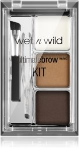 Wet n Wild Ultimate Brow Kit med perfekta ögonbryn