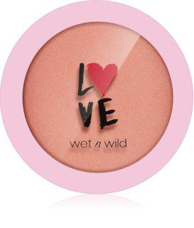 Wet n Wild Love Edition Color Icon blush compacto