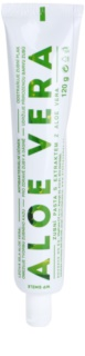 White Pearl Smile Aloe Vera dentifrice pour des dents et gencives saines