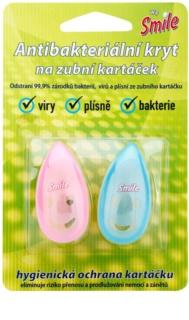 White Pearl Smile étui de protection pour brosse à dents
