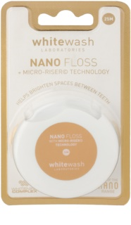 Whitewash Nano Dental Floss  with Whitening Effect