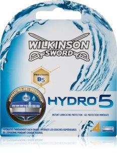 Wilkinson Sword Hydro5 Vaihtoterät 4 kpl