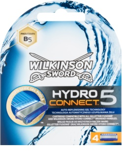 Wilkinson Sword Hydro Connect 5 сменные лезвия