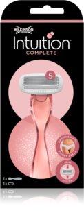 Wilkinson Sword Intuition Complete Naisten Karvanajokone