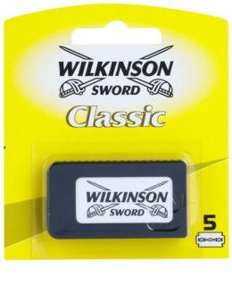 Wilkinson Sword Classic lames de rasoir de rechange 5 pcs