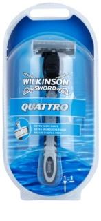 Wilkinson Sword Quattro Rakapparat