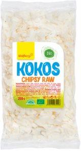Wolfberry Kokosové chipsy BIO kokosové chipsy v BIO kvalitě