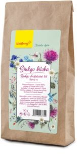 Wolfberry Bylinný čaj Ginkgo biloba pro podporu nervového systému