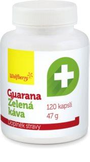 Wolfberry Guarana + Zelená káva podpora fyzické a psychické vitality