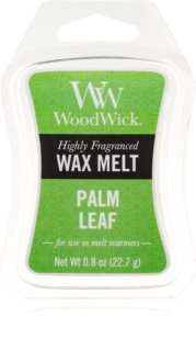Woodwick Palm Leaf wax melt