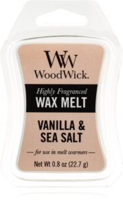 Woodwick Vanilla & Sea Salt vosk do aromalampy