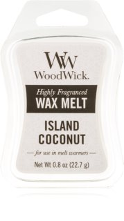 Woodwick Island Coconut vosk do aromalampy