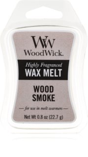 Woodwick Wood Smoke duftwachs für aromalampe
