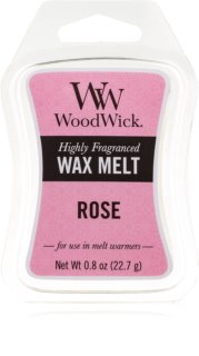 Woodwick Rose wax melt