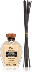 Woodwick At The Beach aroma diffuser with filling