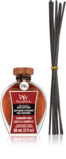 Woodwick Cinnamon Chai aroma difuzér s náplní