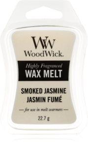 Woodwick Smoked Jasmine cera per lampada aromatica