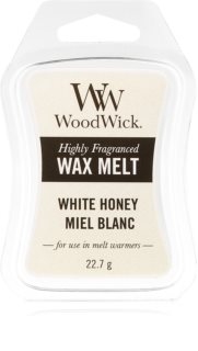 Woodwick White Honey vosk do aromalampy