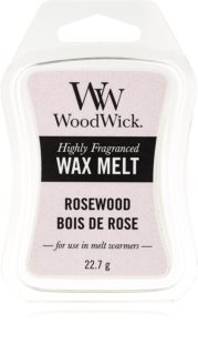 Woodwick Rosewood wax melt