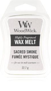 Woodwick Sacred Smoke cera per lampada aromatica