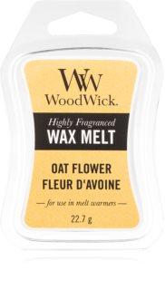 Woodwick Oat Flower κερί για αρωματική λάμπα