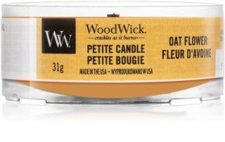 Woodwick Oat Flower вотивна свічка з дерев'яним гнітом