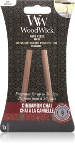 Woodwick Cinnamon Chai aроматизатор за автомобил пълнител