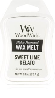Woodwick Sweet Lime Gelato wachs für aromalampen