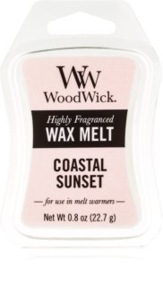 Woodwick Coastal Sunset tartelette en cire