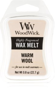 Woodwick Warm Wool віск для аромалампи