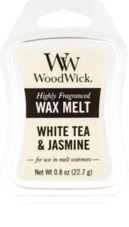 Woodwick White Tea & Jasmine віск для аромалампи