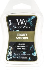 Woodwick Ebony Woods wax melt Artisan 22,7 g
