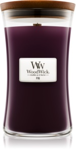 Woodwick Fig Scented Candle 609,5 g Wooden Wick